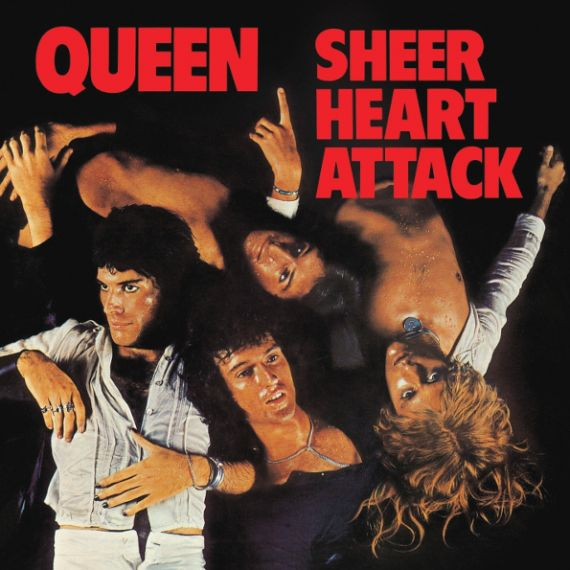Queen 1974-Sheer Heart Attack (2008) US