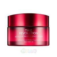 Missha Интенсивный лифтинговый крем для лица Time Revolution Red Algae Revitalizing Cream, 50 мл