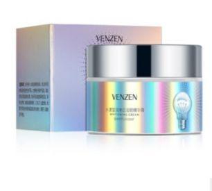 Отбеливающий и осветляющий крем Venzen.(22422)