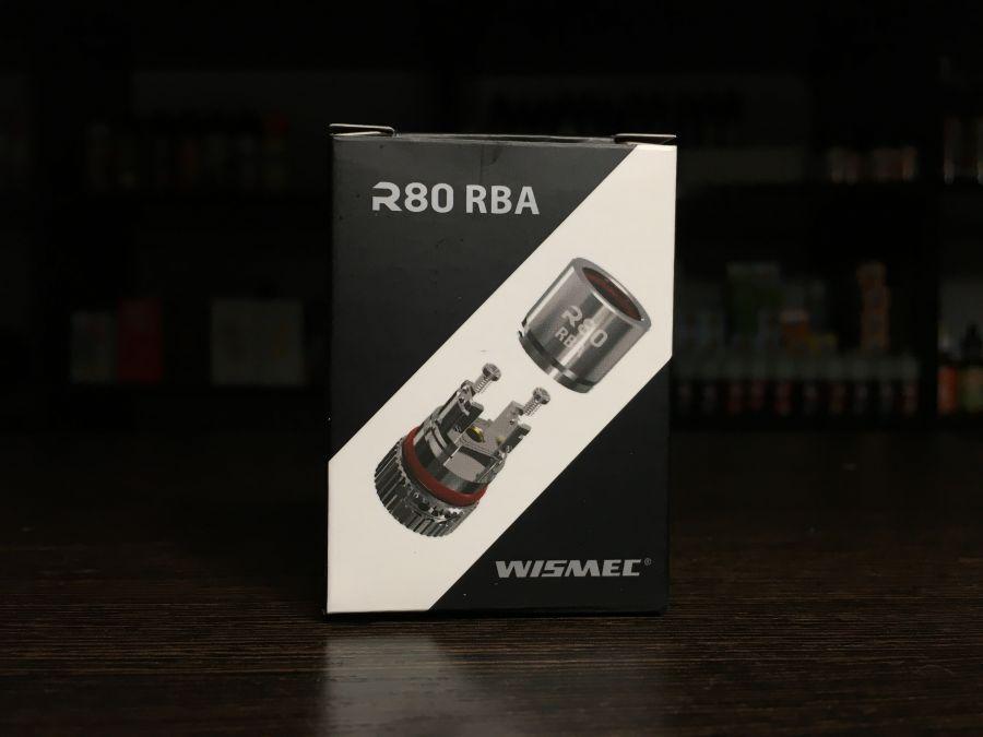 Обслуживаемая база Wismec R80/R40 RBA