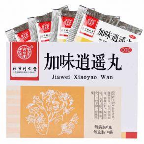 Цзя Вэй Сяо Яо Вань Jia Wei Xiao Yao Wan 加味逍遥丸