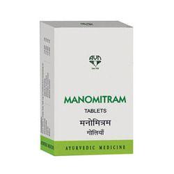 Manomitram улучшение памяти , борьба с депрессией, 90 таблеток по 500мг