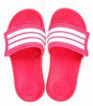 Детские сланцы adidas Halva 4 Comfort Kids розовые