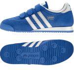 Детские кроссовки adidas Dragon Comfort Children синие