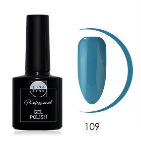 Гель-лак Lunaline 109 — голубая логуна