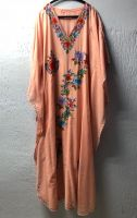 Свободное индийское платье в пол. Интернет магазин