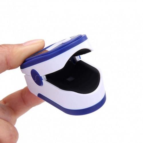 Цифровой пульсоксиметр на палец