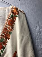 Белое платье из натурального индийского шелка, купить в интернет-магазине