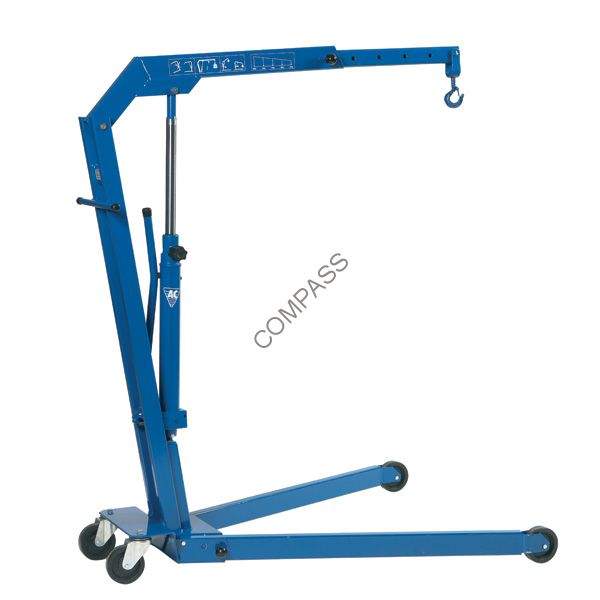 Кран гаражный складной г/п 1100 кг WJN10