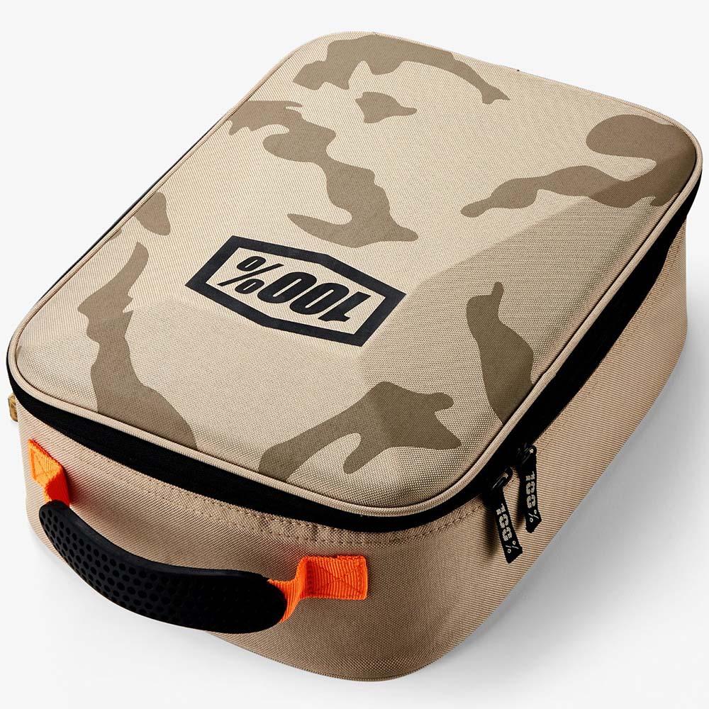 100% Goggle Case Desert Camo, сумка для хранения очков
