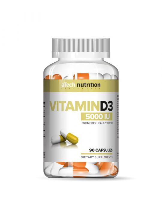 aTech-Vitamin D3 5000 ME