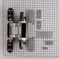 Скрытая петля SIMONSWERK Tectus TE 380 3D для дверей с фальцем. комплектация