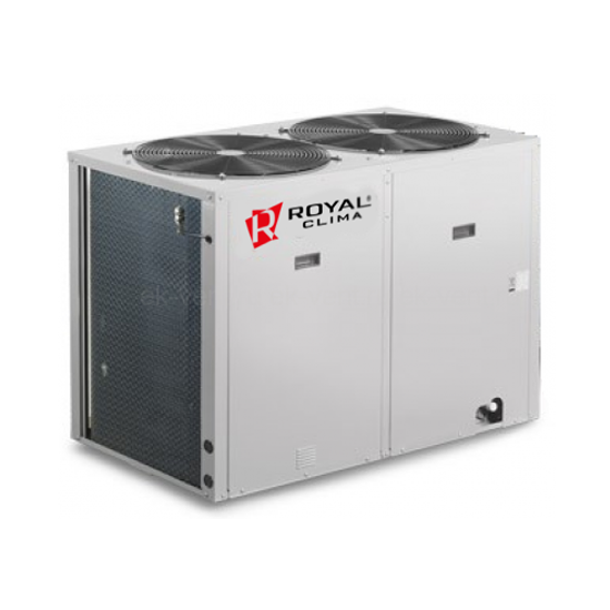 Компрессорно-конденсаторный блок ROYAL Clima MCL-45