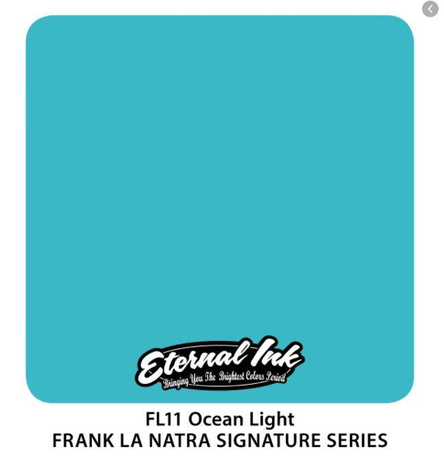 Eternal Ink Frank La Natra - Ocean Light
