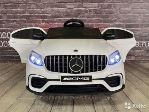 Электромобиль Mercedes Benz GLC 63 AMG лицензия