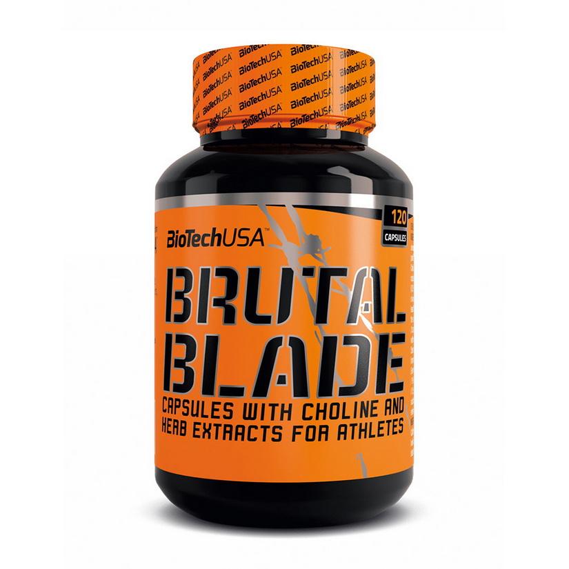 BioTech USA Brutal Blade 120 капс