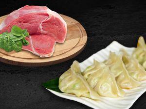 Гёдзе со свининой и шпинатом 6шт 140г