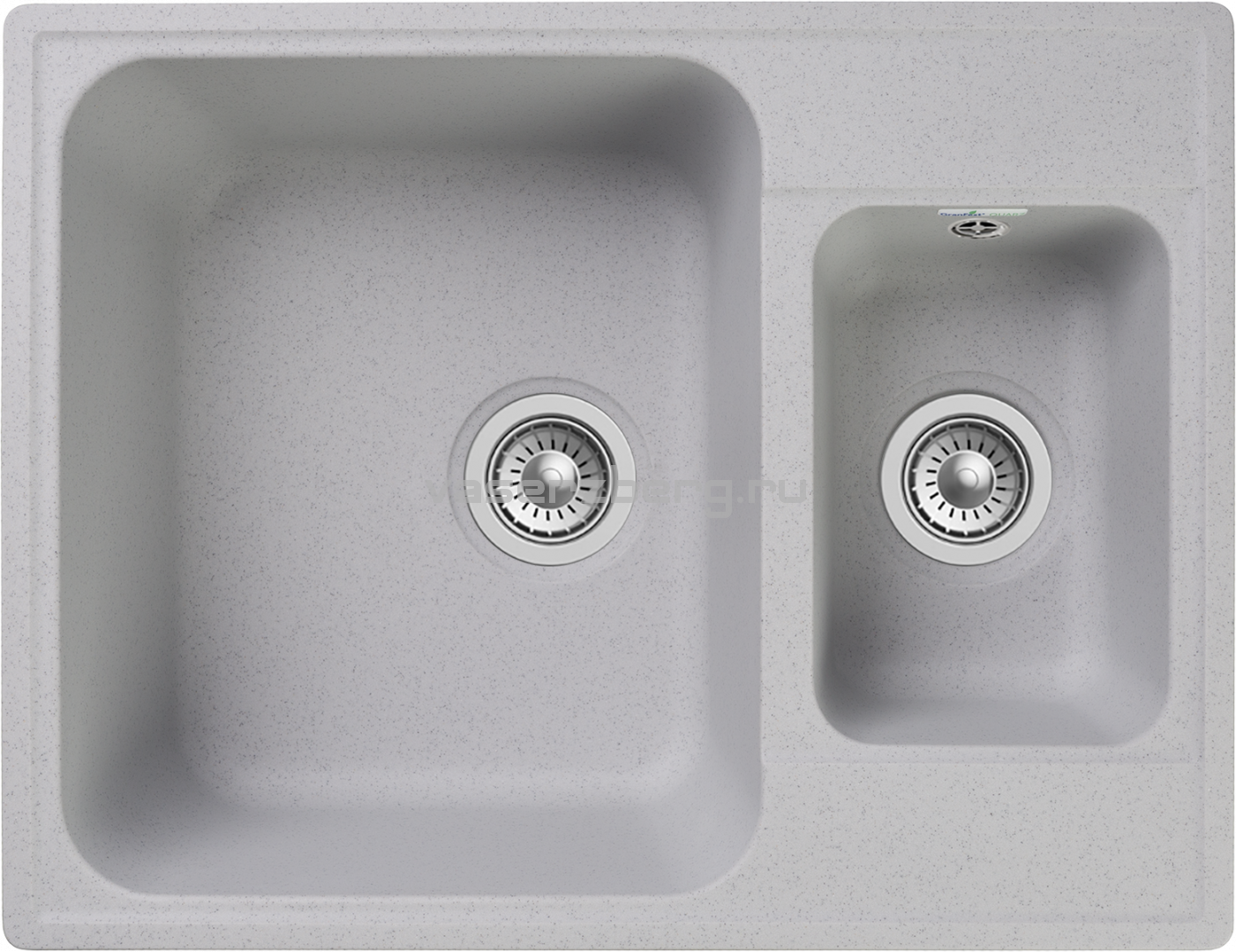 Кухонная мойка GranFest Quarz Z-09 Серый