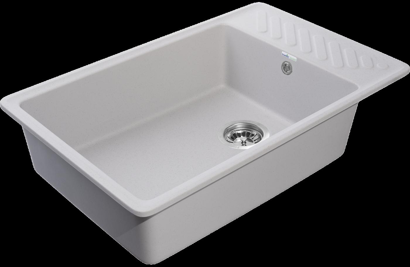 Кухонная мойка GranFest Quarz ZL-51 Серый
