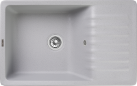 Кухонная мойка GranFest Quarz ZW-72 Серый