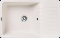 Кухонная мойка GranFest Quarz ZW-72 Белый