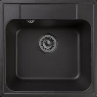 Кухонная мойка GranFest Quarz Z-48 Черный