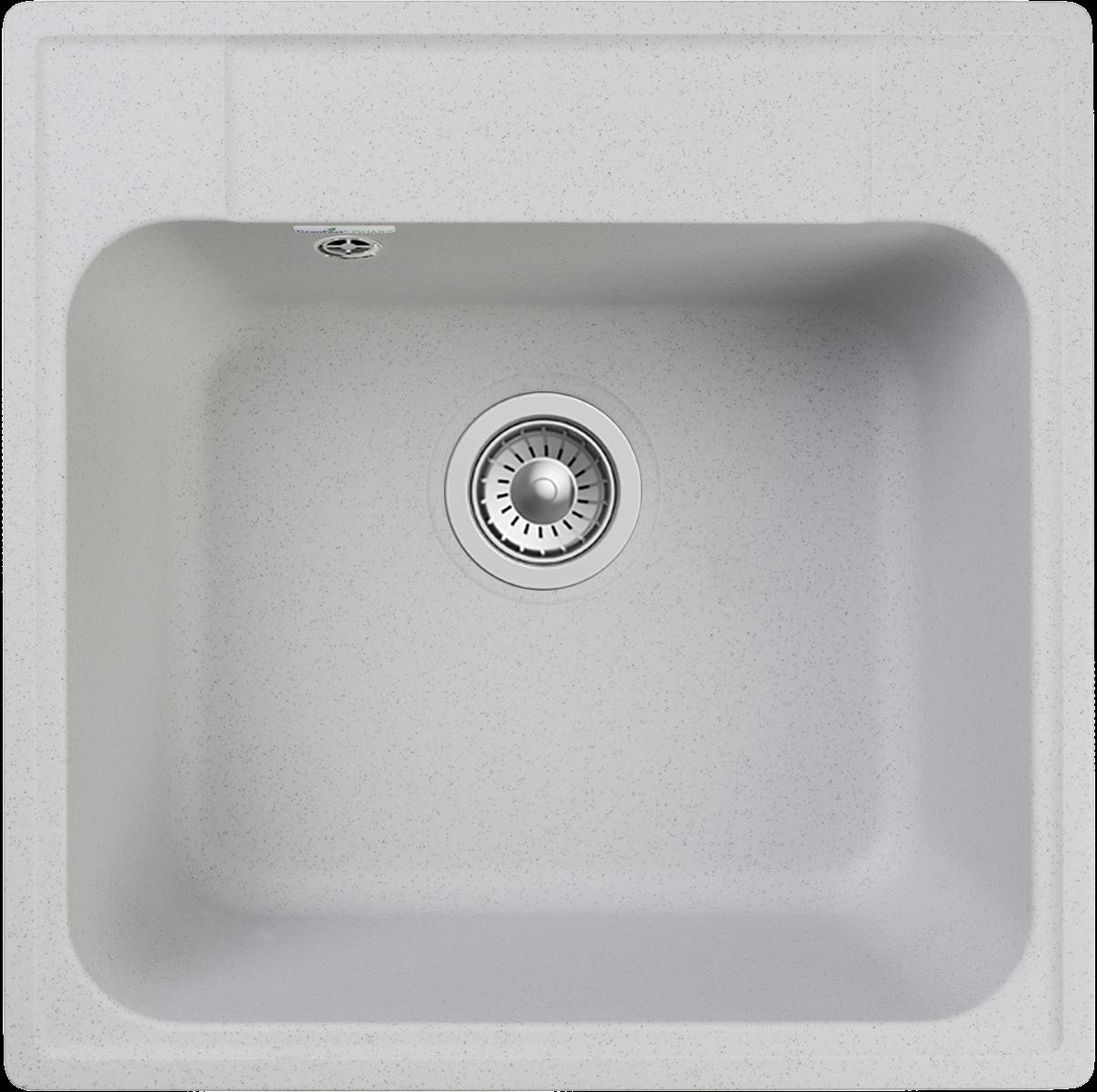 Кухонная мойка GranFest Quarz Z-48 Серый