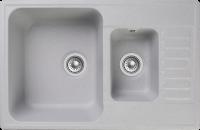 Кухонная мойка GranFest Quarz Z-21K Серый