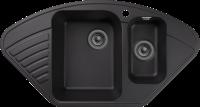 Кухонная мойка GranFest Quarz Z-14 Черный