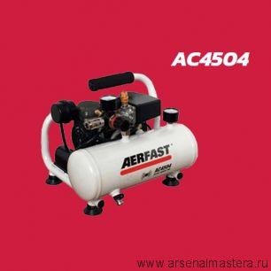 Компрессор портативный безмасляный 4 л 0,24 кВт AC4504 SENCO AFN0024