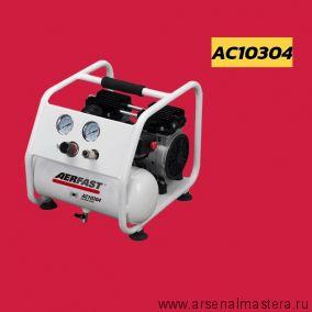 Компрессор безмасляный повышенной производительности 4 л 0,55 кВт AC10304 SENCO AFN0029