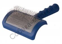 Пуходерка сликер Show Tech мягкий длинные зубцы