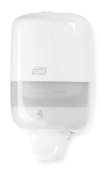 Tork белый мини-диспенсер для жидкого мыла