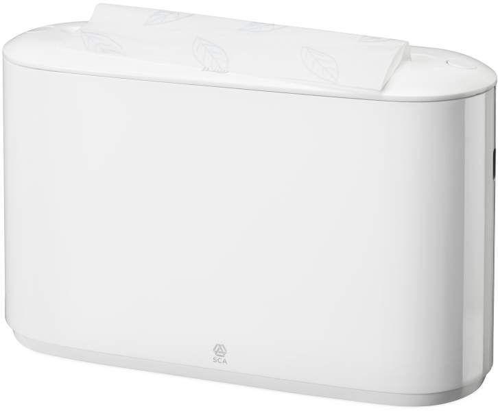 Tork Хpress настольный диспенсер для полотенец сложения Multifold, белый, 552200