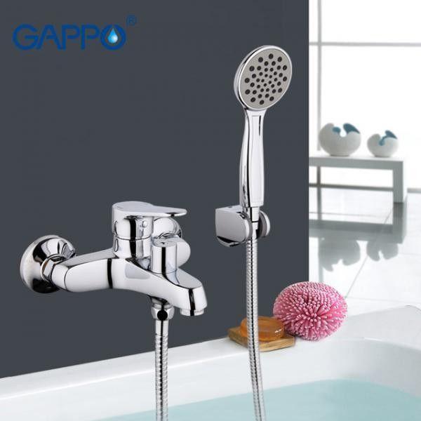 Смеситель для ванны Gappo Vantto G3236