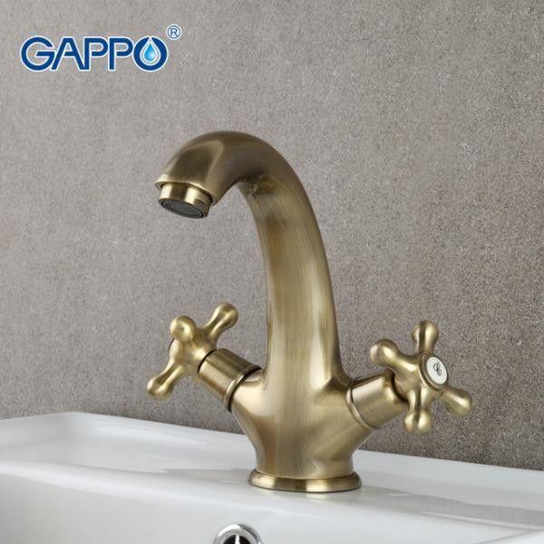 Gappo G1063-4 Смеситель для раковины