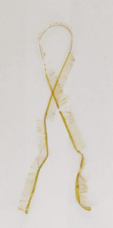 Лакоткань зелено-соломенная