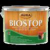 Биозащитный Грунт Aura Wood 9л Biostop для Древесины