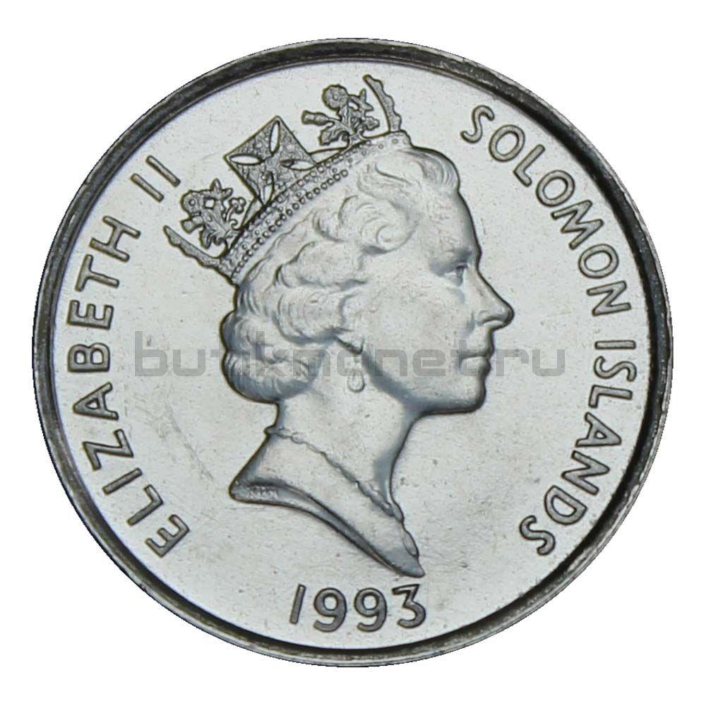 5 центов 1993 Соломоновы Острова