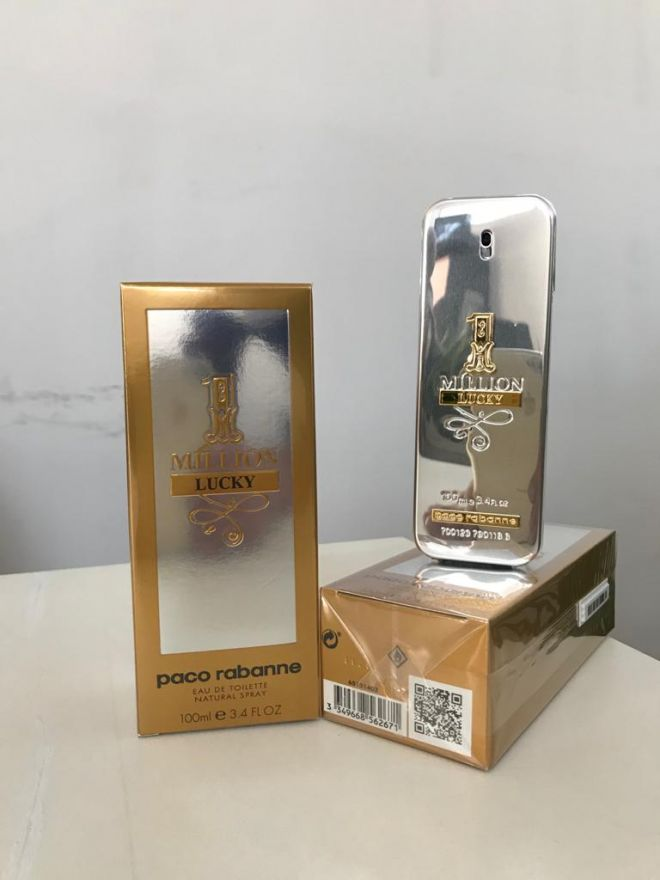 Paco Rabanne 1 Million Lucky 100 мл A-Plus