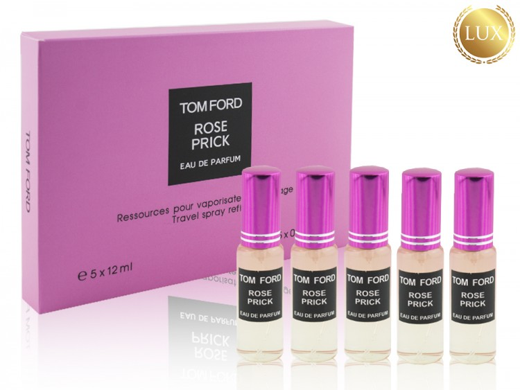 Набор парфюма Tom Ford Rose Prick 5х12 мл