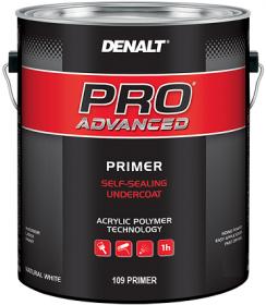 Грунтовка Укрывающая Denalt Pro Advanced Primer 109 3.78л Латексная, Универсальная, Белая