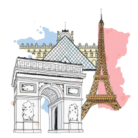 Гид по французскому языку (Francile)