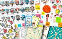 Jamboard set: набор игр и activities для онлайн-уроков английского (Евгения Денисова)