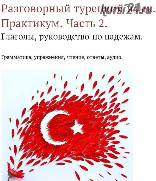 Практикум по разговорному турецкому языку. Часть 2 (Елена Бюкер)