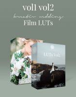Bundle Video LUTs 1&2 (Riccardo Fasoli и Kreativ Wedding)