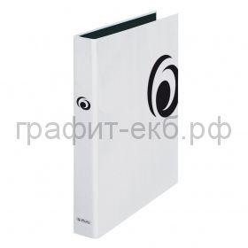 Файл А4 2,5см 2к.Herlitz Fresh Colour белый 10935161