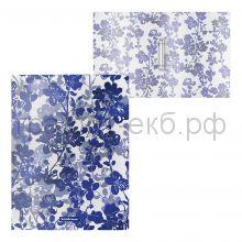 Папка А4 2,4см 2к.Crystal Flowers ErichKrause 52811