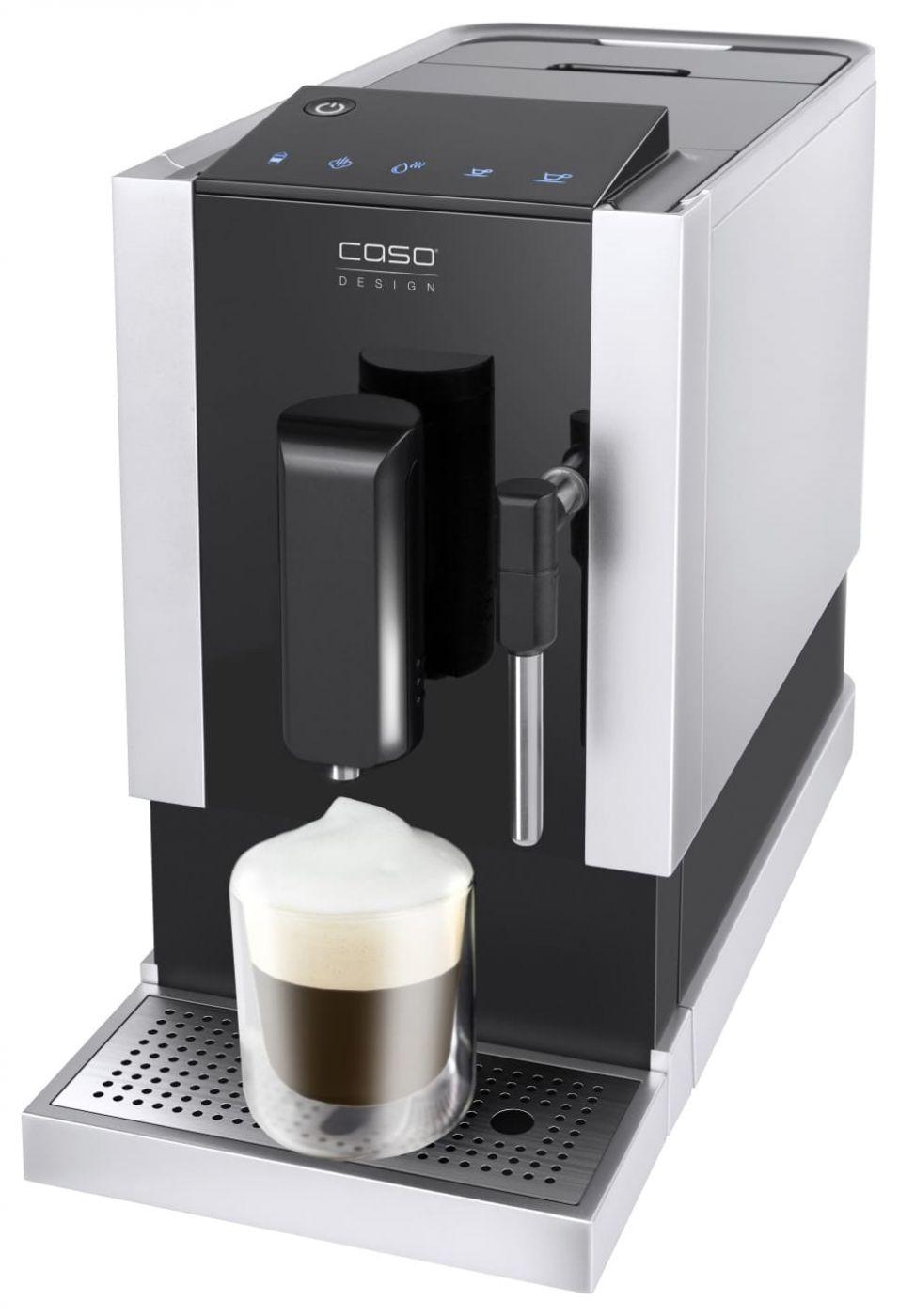 Кофемашина автоматическая CASO Cafe Crema One