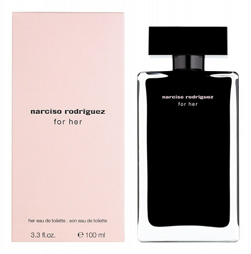 Narciso Rodriguez For Her EDT 100 мл (EURO)